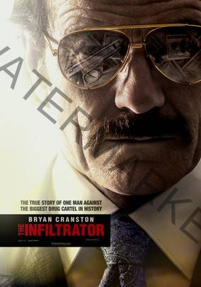 The Infiltrator is now streaming on Netflix
