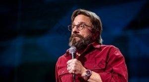 Marc Maron: Too Real Netflix