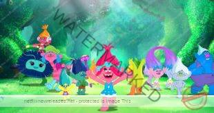 Trolls: The Beat Goes On! Netflix