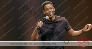 Chris Rock: Tamborine Netflix