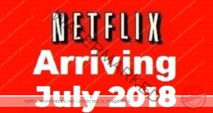 Everything Coming to Netflix in June 2018