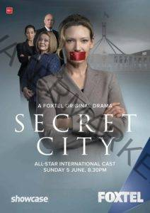 Secret City Season 1 Netflix