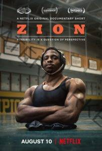 Zion (2018) Netflix New Releases