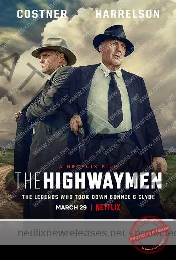 The Highwaymen Netflix