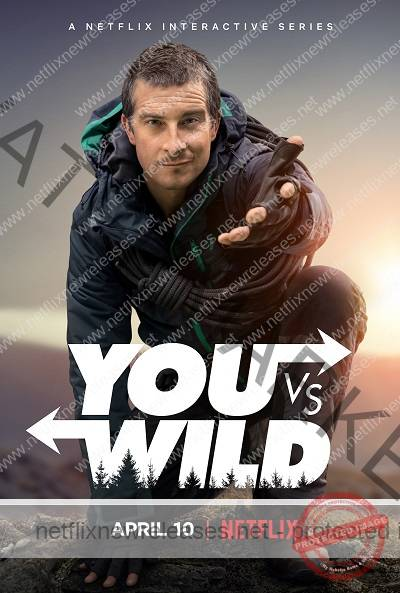 You vs. Wild Bear Grylls Netflix