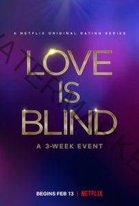 Love Is Blind Feb 13 2020 Netflix New Releases
