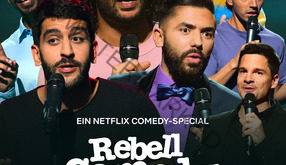RebellComedy: Straight Outta the Zoo Netflix