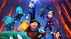 Trollhunters: Rise of the Titans Netflix